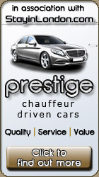 chauffered car hire